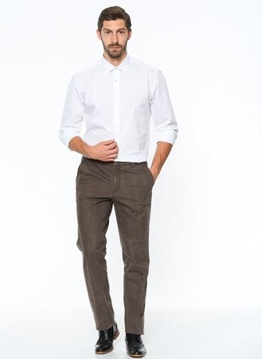 Comienzo Kanvas Pantolon Taba